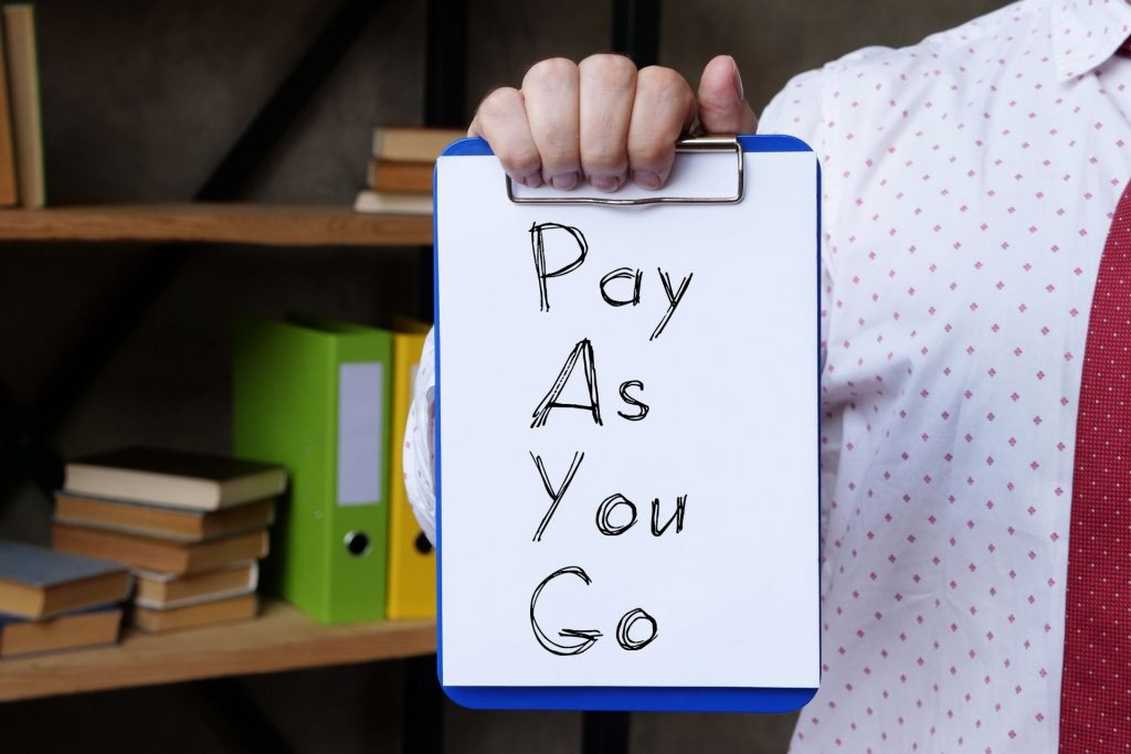 PAYG withholding
